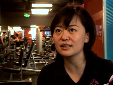 China's ambitious urban strivers are helping to fuel a fitness boom Some spend up to 1000 dollars a year on a gym membership a huge sum in a nation...