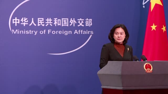 China's Foreign Ministry says it is not aware of details regarding the disappearance dissident publisher Gui Minhai after his daughter revealed he...