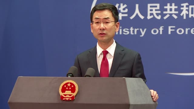 China's foreign ministry spokesman reacts to Thursday's attack on Indian troops in Kashmir
