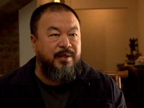 china's most controversial contemporary artist ai weiwei has opened his first solo art exhibition in beijing. the exhibit explores what the country... - politics and government stock videos & royalty-free footage