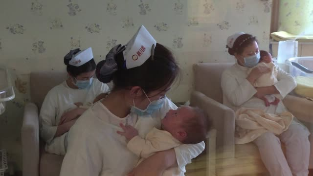 china's population grew at a slower rate last year despite the abolition of the one child policy official data show raising fears an ageing society... - strategy stock videos & royalty-free footage