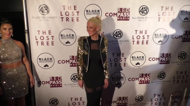 chinese 6 theatres presents 'the lost tree' at tcl chinese 6 theatres on october 09 2017 in hollywood california - dennis haskins stock videos and b-roll footage
