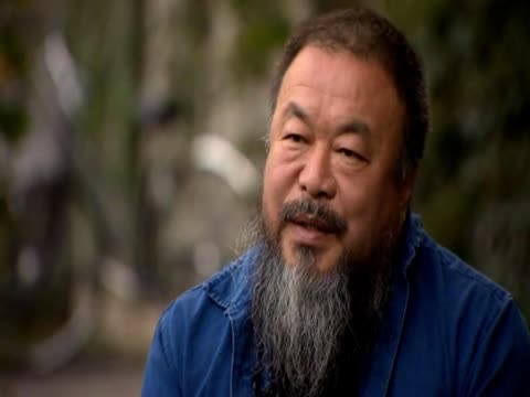chinese artist and dissident ai weiwei on the necessity of china's communist party new leaders to make changes to the way it governs the country - communist party stock videos and b-roll footage