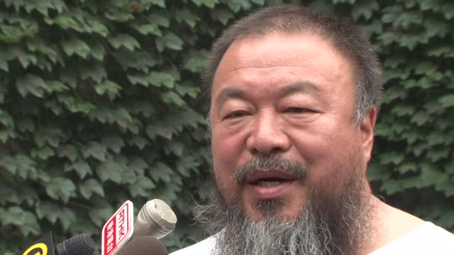 chinese artist and fierce government critic ai weiwei says his challenge against a $2.4 million fine for alleged tax evasion that he says is... - critic stock videos & royalty-free footage