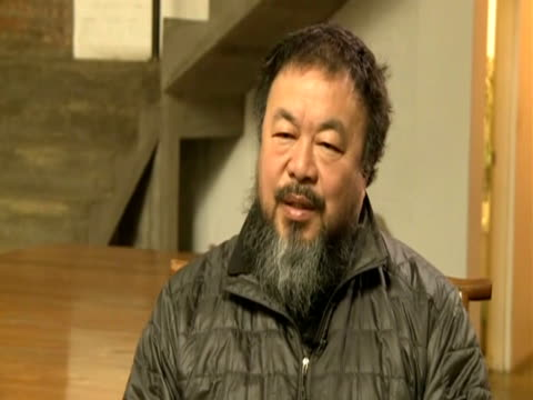 Chinese artist and political activist Ai Weiwei on Beijing after the 2008 Olympics