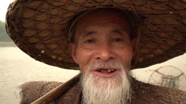 Chinese Aalscholver visser serie