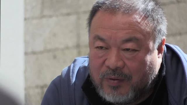 Chinese dissident artist Ai Weiwei launches his largest single work ever focused on refugees