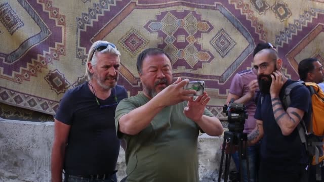 Chinese dissident artist Ai Weiwei said Thursday he felt compelled to visit Gaza to understand its part in the global refugee crisis for a...