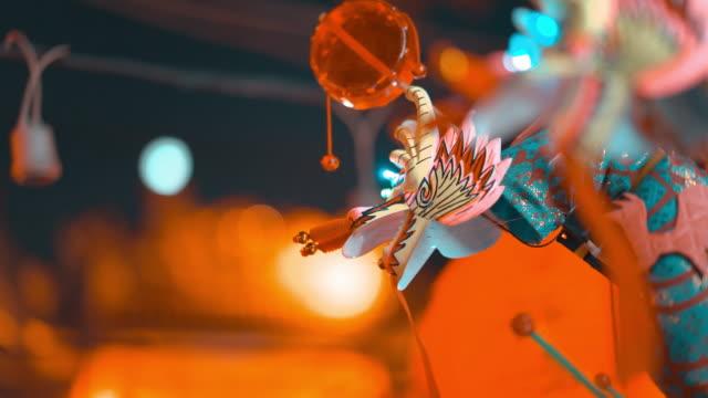 vídeos de stock e filmes b-roll de chinese dragon - carnaval evento de celebração
