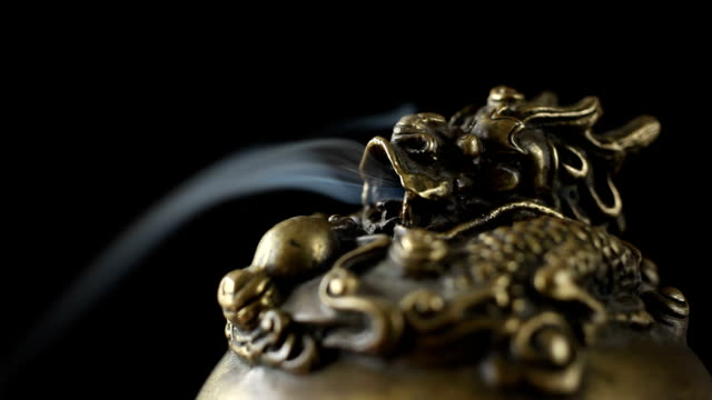 chinese dragon - religious equipment stock videos & royalty-free footage