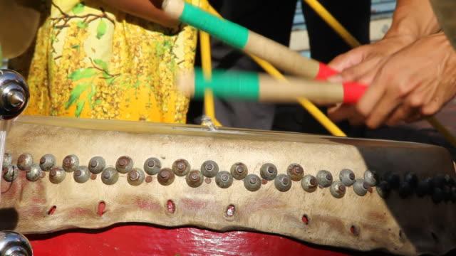 Chinese drum.