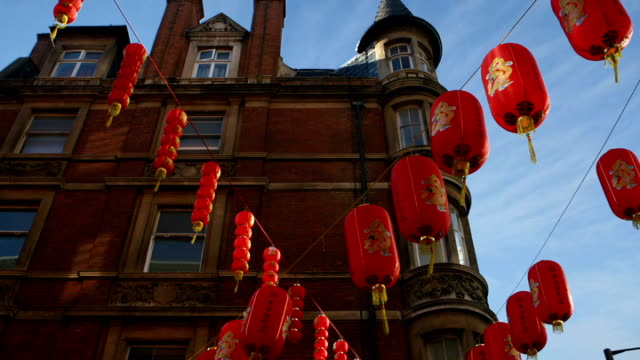 chinese lanterns - indigenous culture stock videos & royalty-free footage