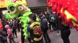 Chinatown kytkennät