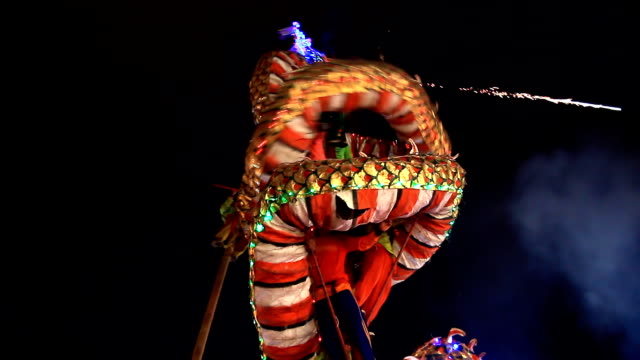 Chinese New Year Dragon.