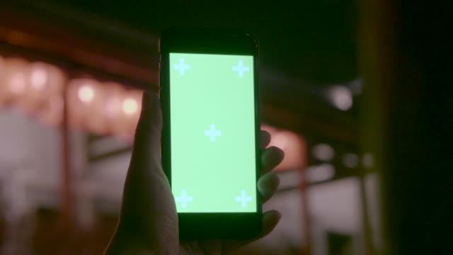capodanno cinese su schermo verde - colore isolato video stock e b–roll