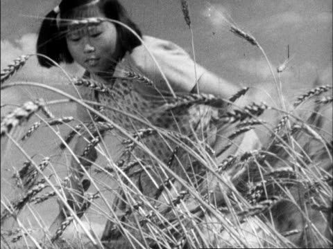 stockvideo's en b-roll-footage met chinese produced cultural survey of 1961 china - 1961