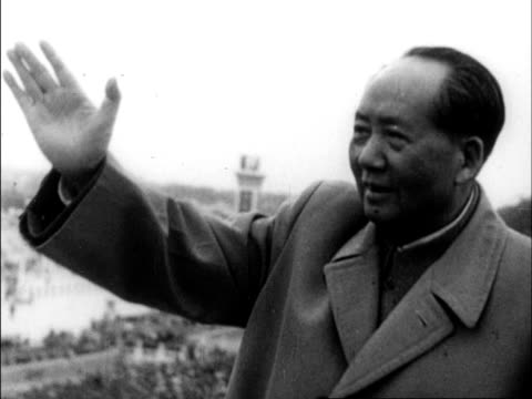 chinese produced cultural survey of 1962 china - mao tse tung stock videos & royalty-free footage