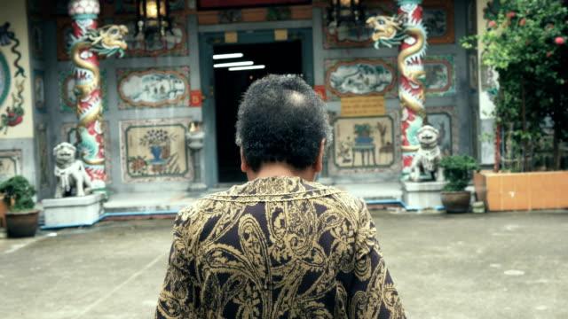 中国の宗教 - 懺悔点の映像素材/bロール