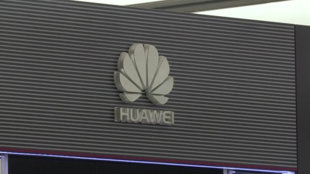chinese telecom giant huawei gives foreign media a peek into its rd labs at its headquarters as the normally secretive company steps up a counter... - base stock videos & royalty-free footage