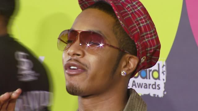 chingy at the 2006 billboard music awards at the mgm grand hotel in las vegas nevada on december 4 2006 - mgm grand las vegas stock videos & royalty-free footage