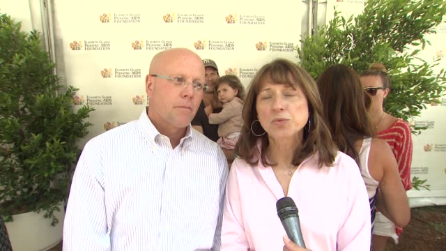 Chip Lyons and Susan DeLaurentis on today's event on the work EGPAF does and on what they'd like others to know about the Foundation at 23rd Annual...