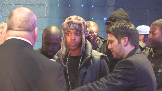 chipmunk at the jackass 3d uk film premiere at london england - chipmunk stock videos & royalty-free footage