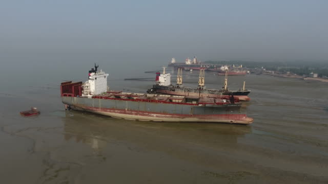 Chittagong Ship Breaking Yard is located in Faujdarhat Sitakunda Upazila Bangladesh along the 18 kilometres Sitakunda coastal strip 20 kilometres...
