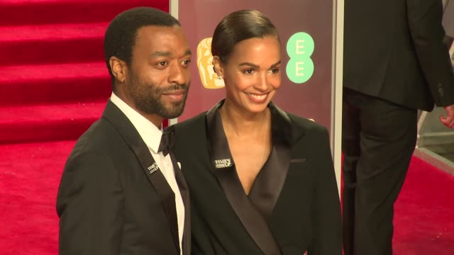 Chiwetel Ejiofor at Royal Albert Hall on February 18 2018 in London England