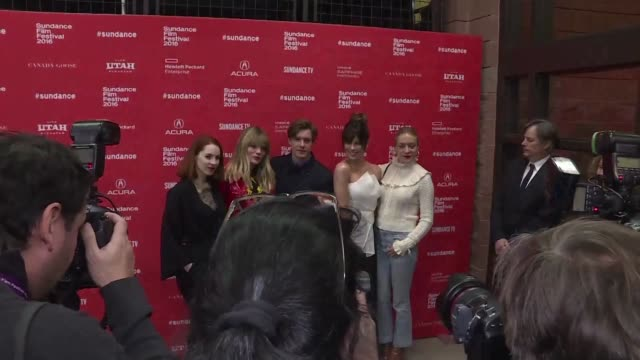 Chloe Sevigny and Kate Beckinsale attended the Sundance premiere of the film Love and Friendship adapted from an epistolary novel written by Jane...