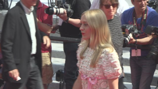 Chloe Sevigny at 'Paterson' Red Carpet at Grand Theatre Lumiere on May 16 2016 in Cannes France