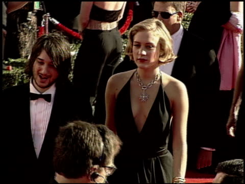 Chloe Sevigny at the 2000 Academy Awards at the Shrine Auditorium in Los Angeles California on March 26 2000