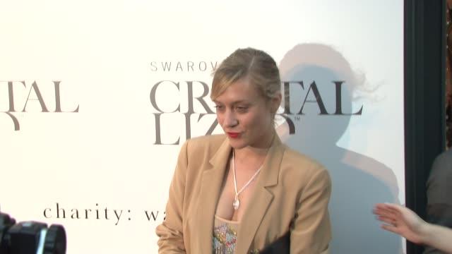 Chloe Sevigny at the Blake Lively Hosts Grand Opening of Swarovski CRYSTALLIZED Concept Store at New York NY