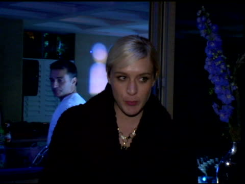 Chloe Sevigny at the Helio Launch Event at Private Residence in Los Angeles California on May 3 2006