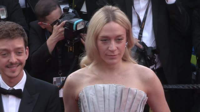 Chloe Sevigny Frederique Bel Augustin Trapenard Eva Sangio Joachim Trier Nahuel Perez Biscayart and more on the red carpet for the Opening Ceremony...