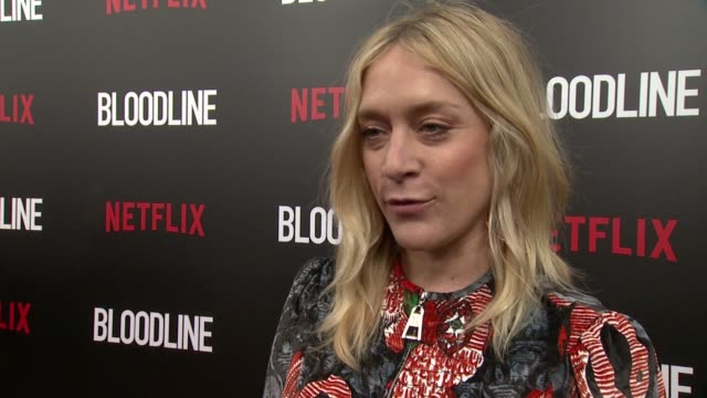 INTERVIEW Chloe Sevigny talks about why the Rayburn family is different from other families on TV She's a huge Netflix fan and talks about what...