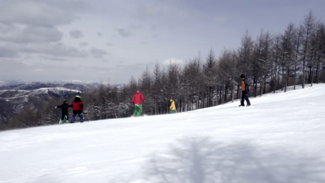 Chongli ski resort, Zhangjiakou, China
