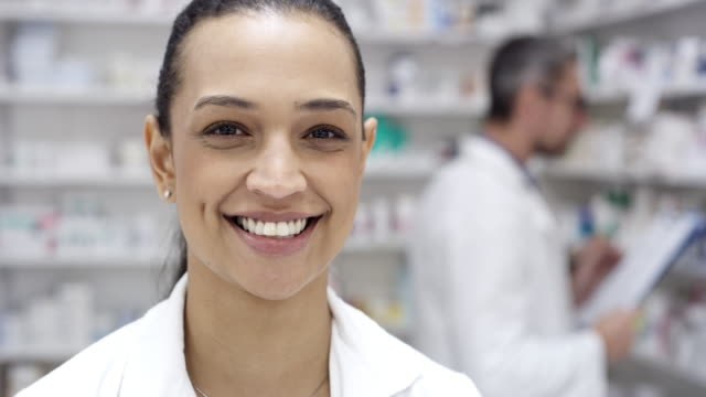choose us, because we put your wellbeing first - pharmacy stock videos & royalty-free footage