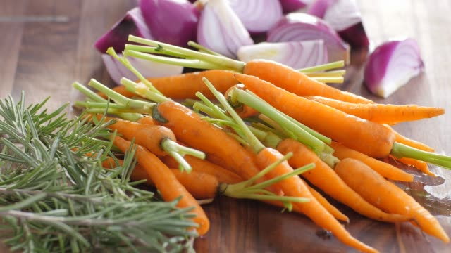 raw food. chop vegetables.healthy food. colorful cuisine - carrot stock videos & royalty-free footage