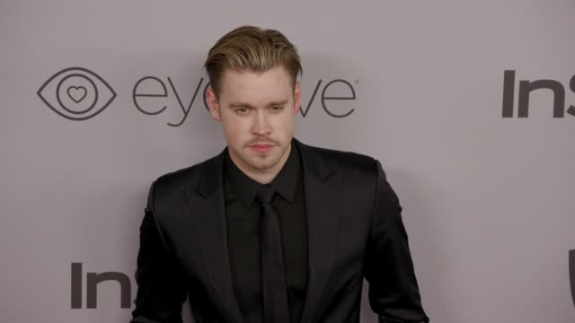 Chord Overstreet at the Warner Bros Pictures and InStyle Host 19th Annual PostGolden Globes Party at The Beverly Hilton Hotel on January 7 2018 in...