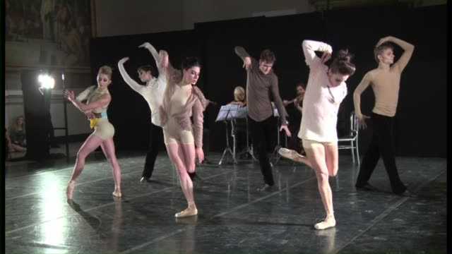 Choreographer Stina Quagebeur and Creative Director Rob Phillips discuss Diaghilev's legacy and its reinvention through a collaboration between the...