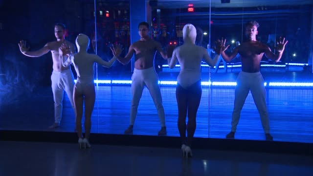 PERFORMANCE Choreography by Dana Foglia at Equinox Hollywood Opens as a Contemporary Art and Performance Exhibition with Choreography by Dana Foglia...