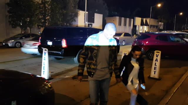 Chris Bosh in West Hollywood