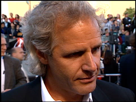 Chris Carter at the Premiere of 'The X Files Fight the Future' on June 11 1998