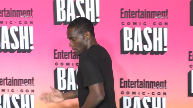 Chris Chalk at Entertainment Weekly Hosts Annual ComicCon Celebration at Float at Hard Rock Hotel San Diego on July 23 2016 in San Diego California