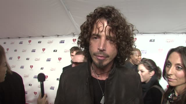 Chris Cornell on the music of Neil Diamond at the MusiCaresr 2009 Person Of The Year Tribute at Los Angeles CA