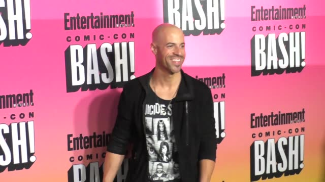 Chris Daughtry at Entertainment Weekly Hosts Annual ComicCon Celebration at Float at Hard Rock Hotel San Diego on July 23 2016 in San Diego California