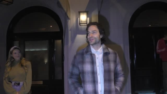 interview chris d'elia discusses stormy daniels' standup comedy career outside craig's restaurant in west hollywood in celebrity sightings in los... - stormy daniels video bildbanksvideor och videomaterial från bakom kulisserna