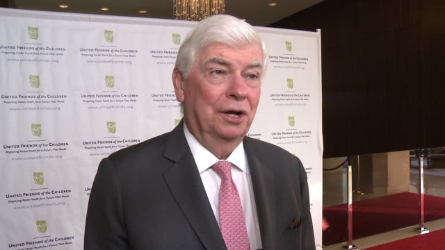 chris dodd on what it means to receive this honor, why the work the ufc does is so important and what he's most looking forward to at the event at... - brass stock videos & royalty-free footage