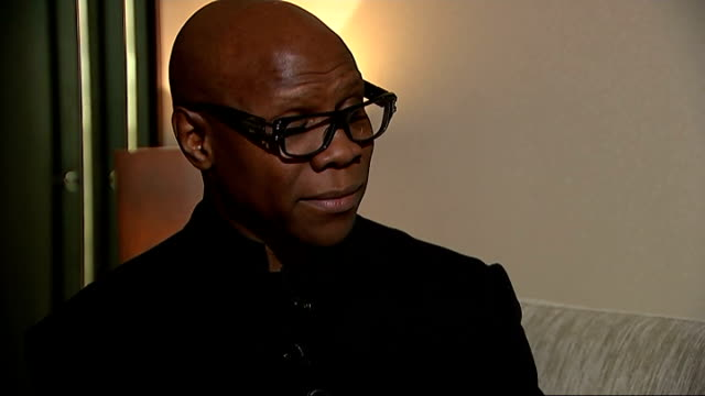 chris eubank junior prepares to fight billy joe saunders: chris eubank interview; eubank interview sot - on importance of a victory on saturday night... - chris eubank sr. stock videos & royalty-free footage