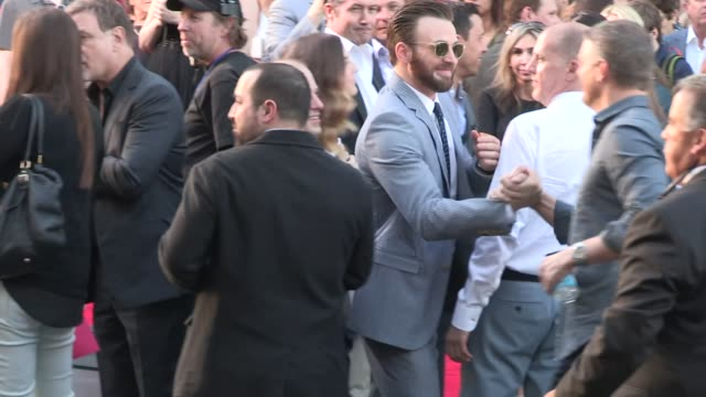 Age Of Ultron Premiere and After Party in Hollywood in Celebrity Sightings in Los Angeles